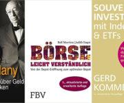 Drei Bücher für den perfekten Aktienhandel
