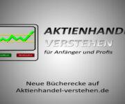 Neue Bücherecke auf Aktienhandel-verstehen.de